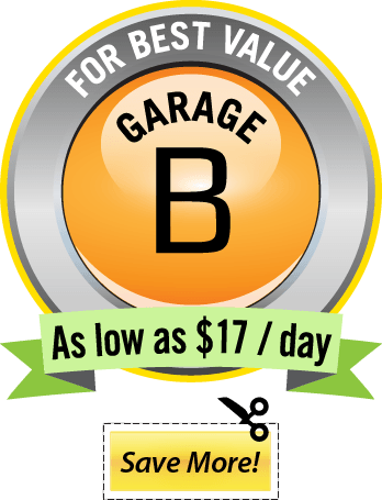 Garage B Coupon